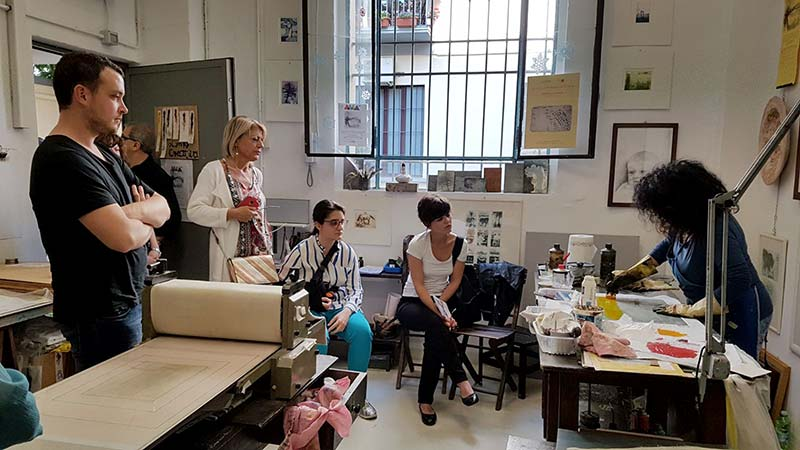 Laboratorio 19 di Giuliana Consilvio